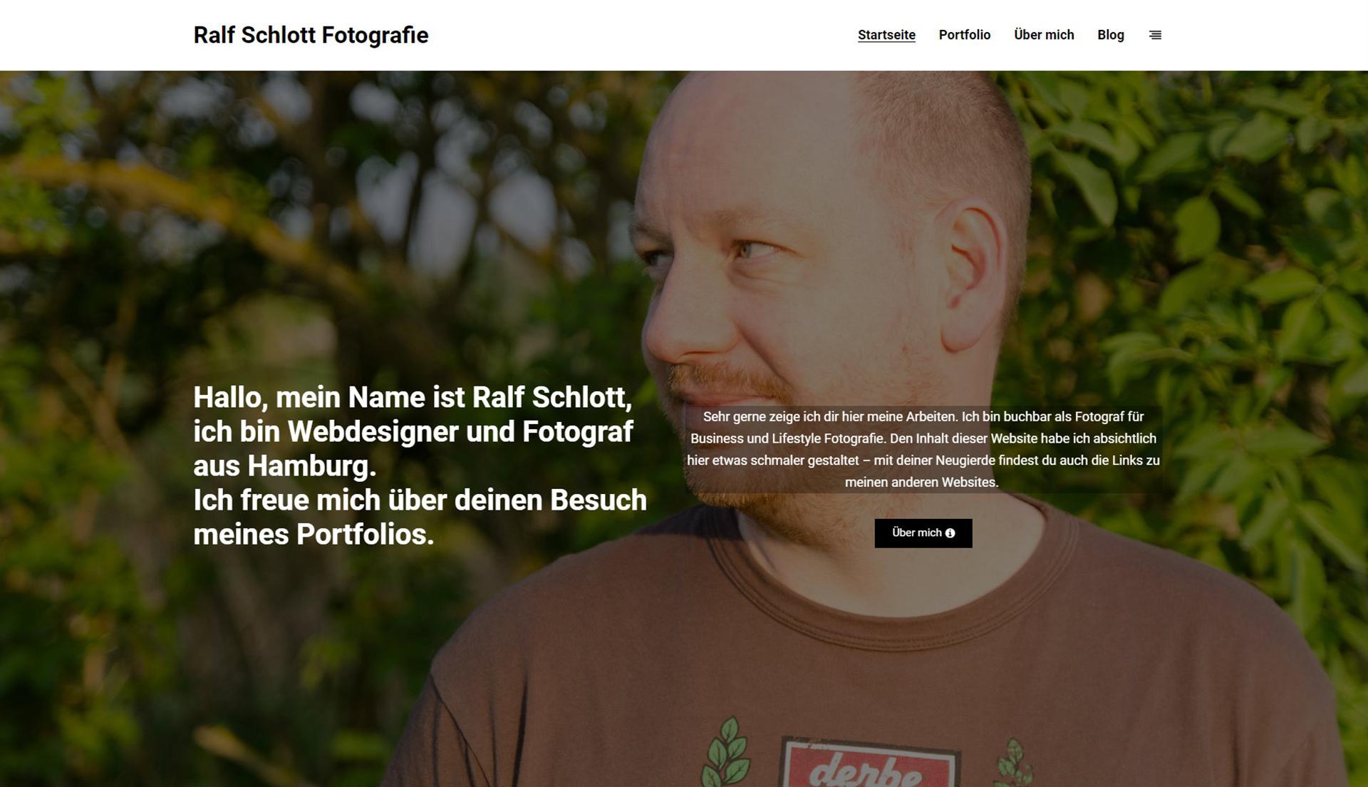 Ralf Schlott Fotograf Hamburg